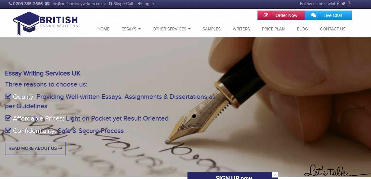 Essay writing company reviews online